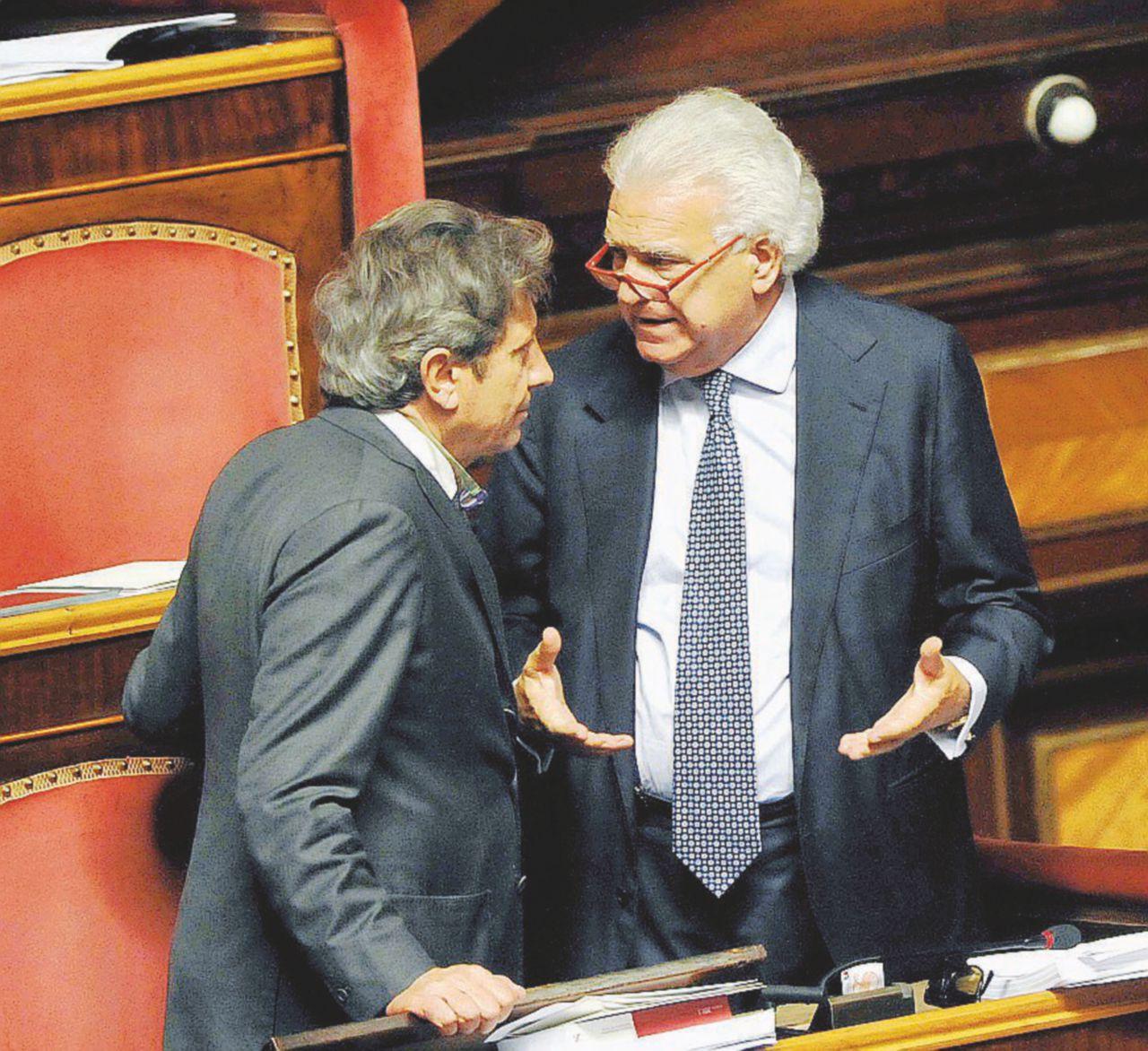 """Arriva la proposta Falanga: """"No al carcere per i corrotti"""""""