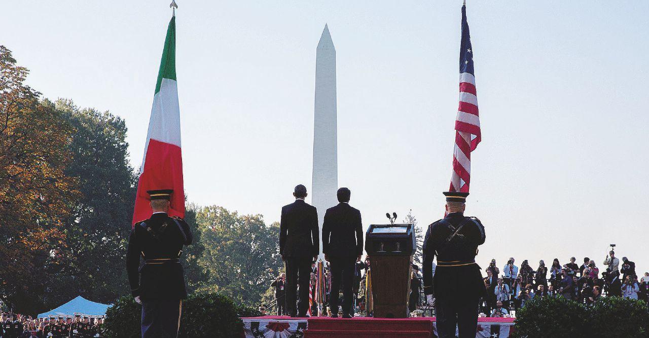 Donald dà la sveglia a Renzi. Fallisce l'asse Usa per il Sì
