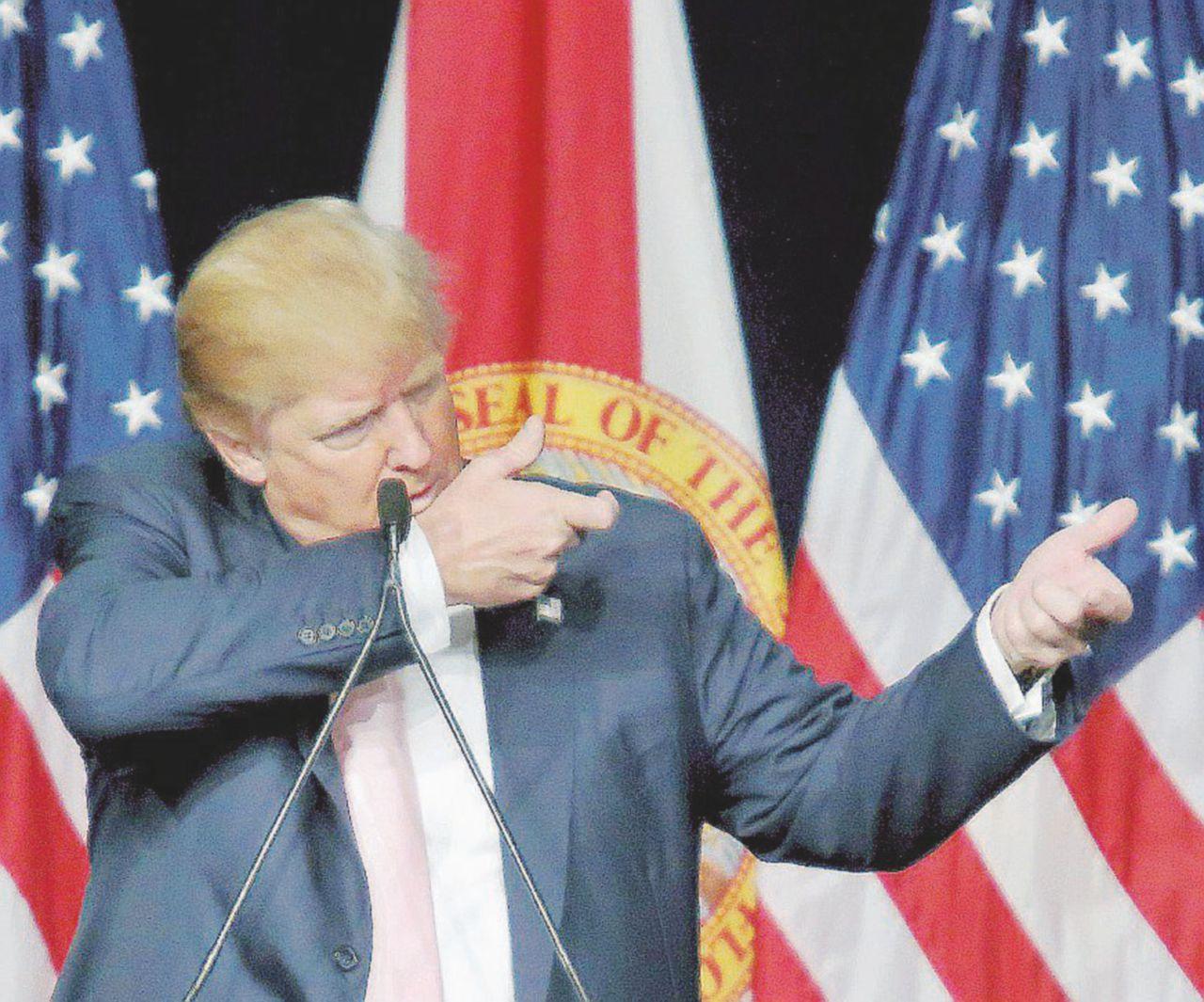 Trump style: sgradevole, insopportabile e anti-sistema