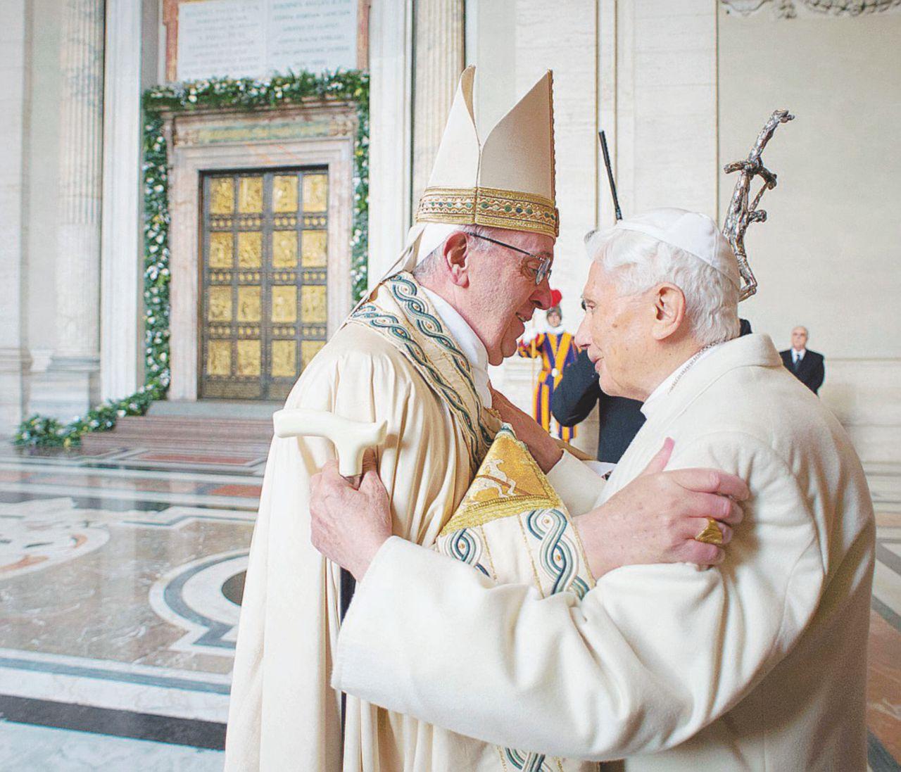 Un evento in tono minore, ma cresce l'influenza del Papa