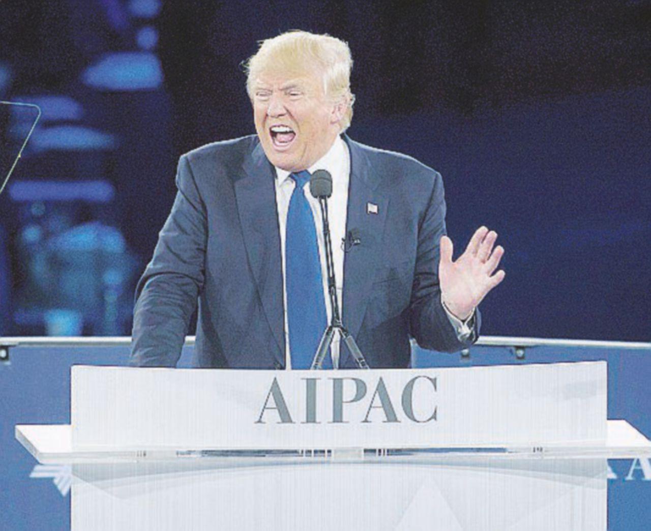 Il Medio Oriente secondo Donald: vicino a Israele, ma faccia da solo