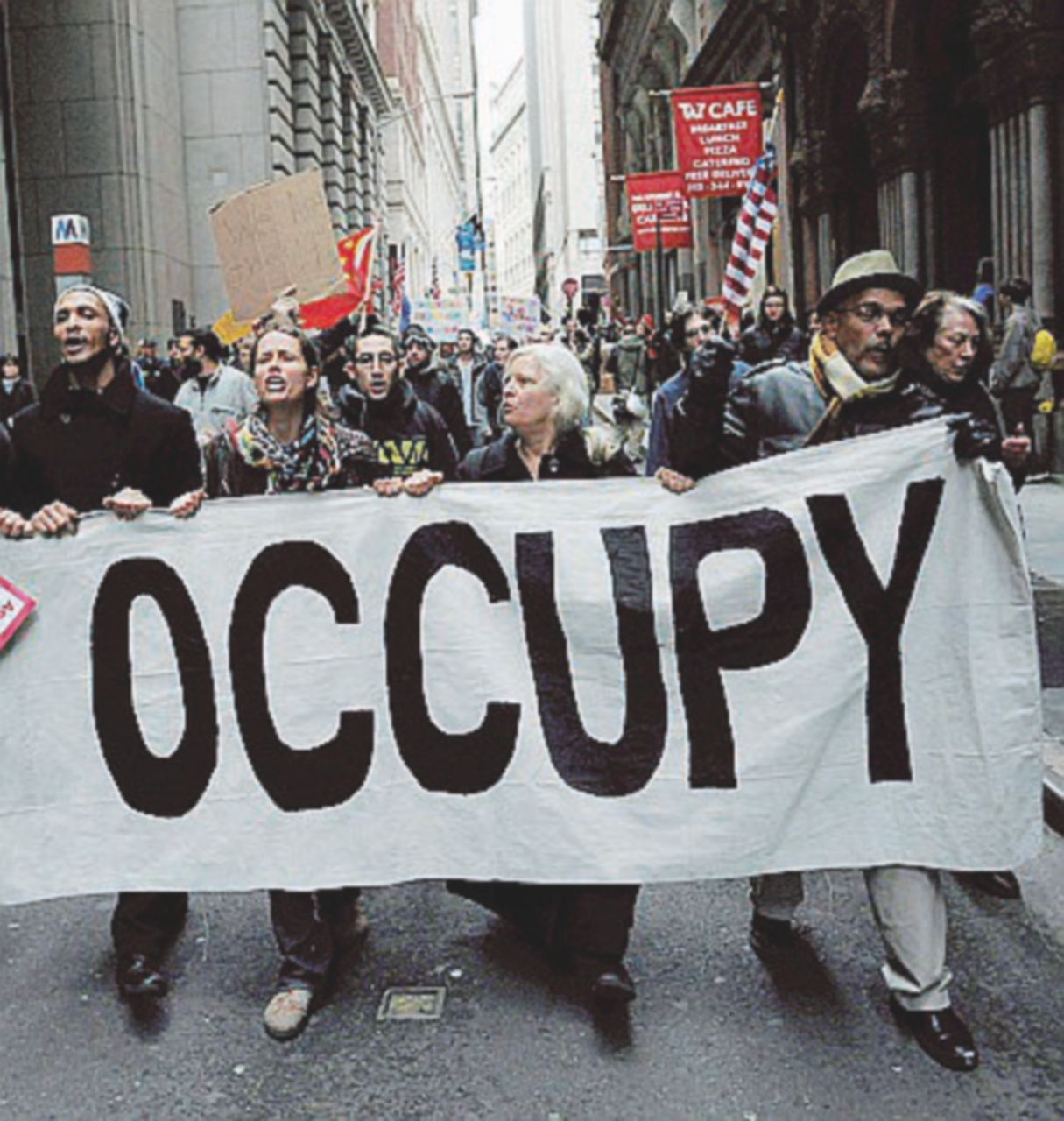 Da Occupy Wall Street a Occupy Trump