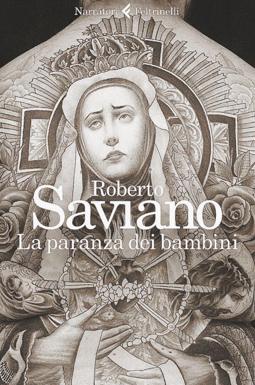 """Roberto Saviano: """"I paranzini, criminali, piccoli borghesi, drogati di denaro"""""""
