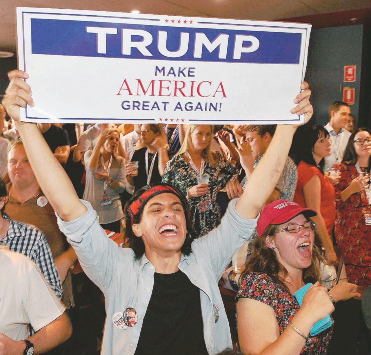 Trump ha illuso l'elettorato bisognoso di credere nella vittoria