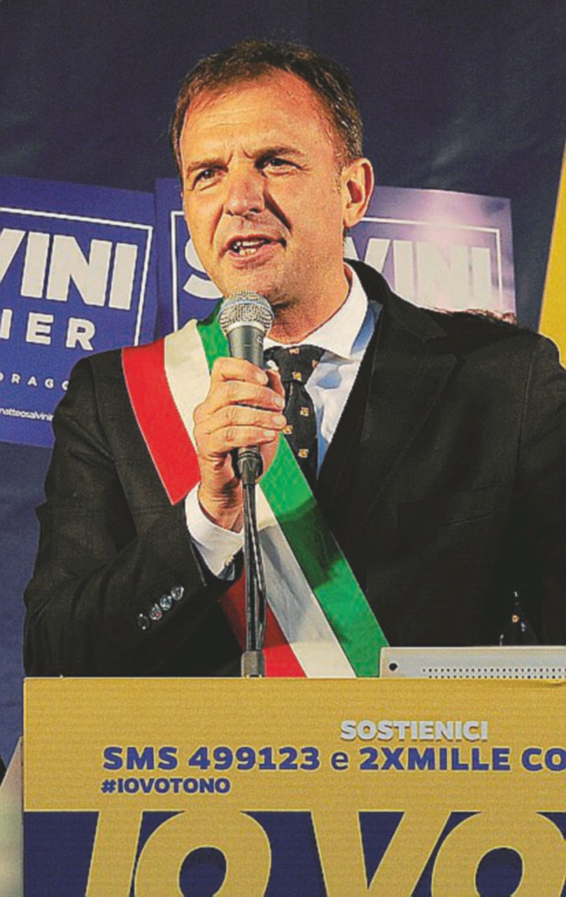 E a Padova l'intesa si sfascia: Bitonci a casa