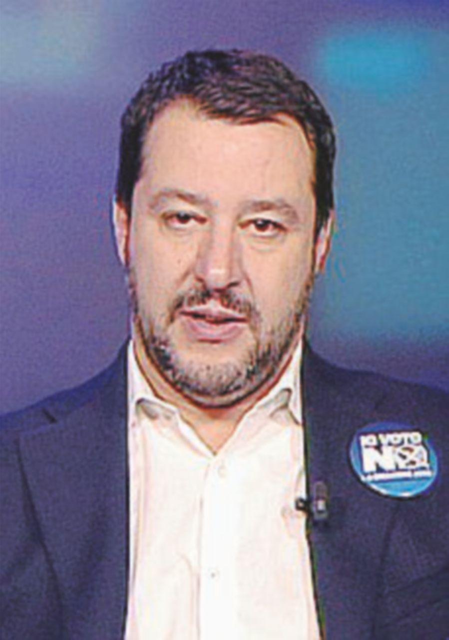 """Salvini avverte Fi: """"Pronti a uscire dalla giunta di Venezia"""""""