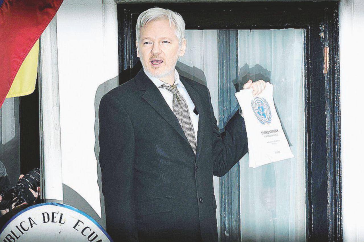 Assange, i giorni della verità tra Onu e stupro