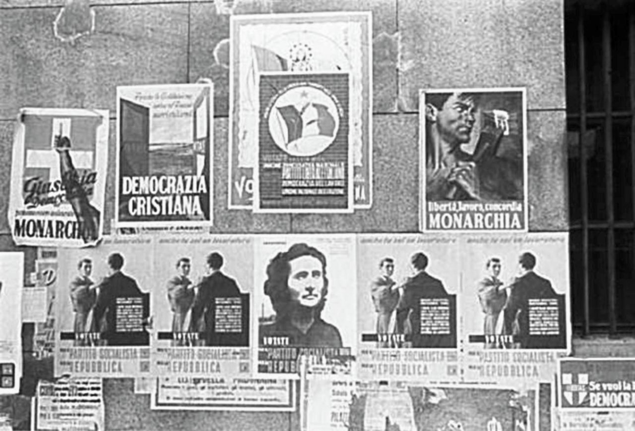 Da un referendum all'altro: 70 anni di storia d'Italia