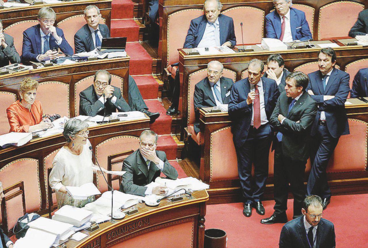 Sul Fatto del 17 novembre: la riforma col buco. Se vince il Sì 5 Regioni senza senatori