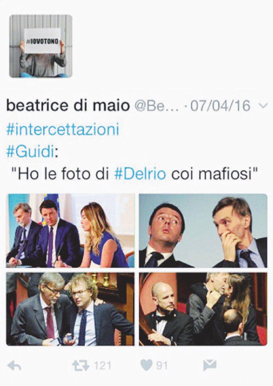 """Caso Beatrice Di Maio, avvocato di Lotti: """"Denuncia è solo per account Twitter. Nessun riferimento a rete di cyber propaganda M5s"""""""
