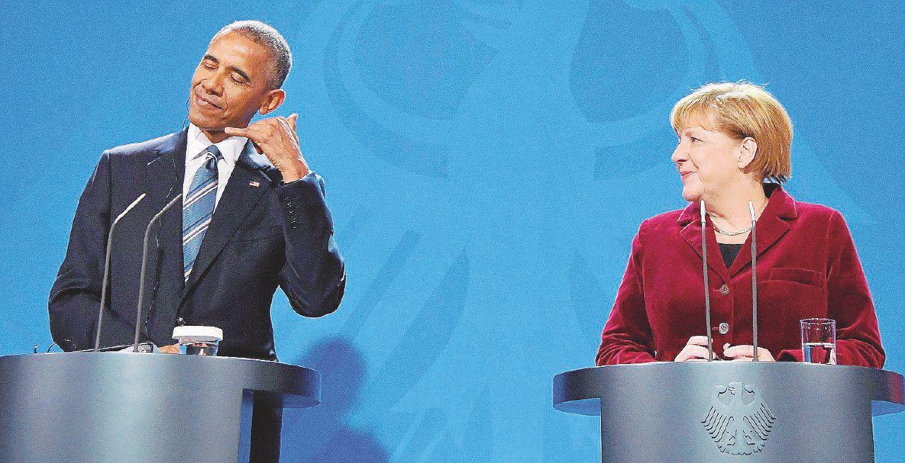 """Obama e il gran consulto delle """"anatre zoppe"""""""