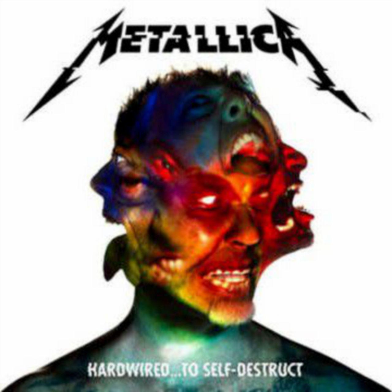 Metallica, copertina a parte la garanzia è assoluta