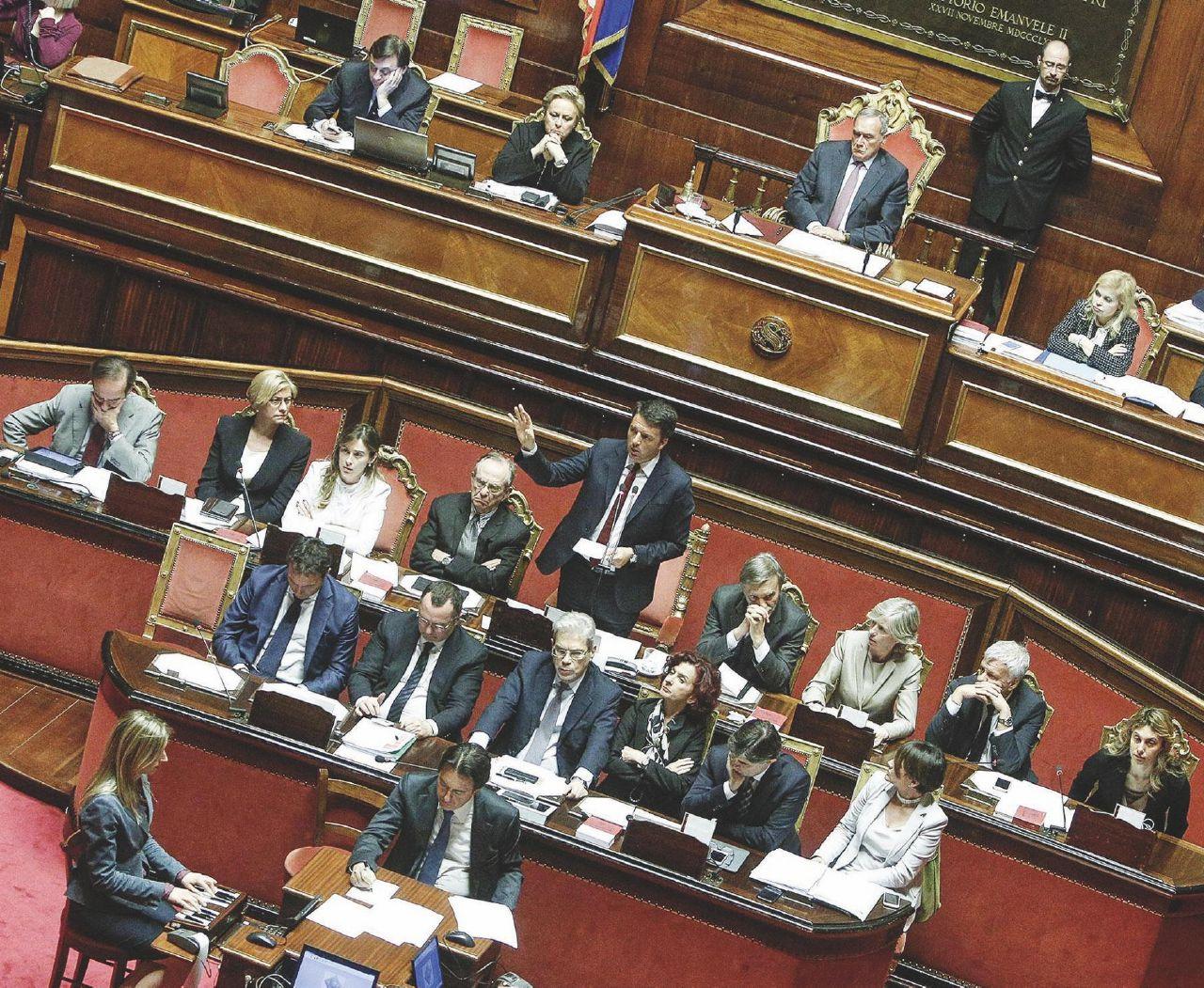 Cento emendamenti al Bilancio: i ministri temono sia l'ultimo