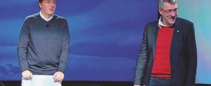 """Renzi in piena crisi punta sull'antipolitica: """"Chi vota No è un difensore della Casta"""""""