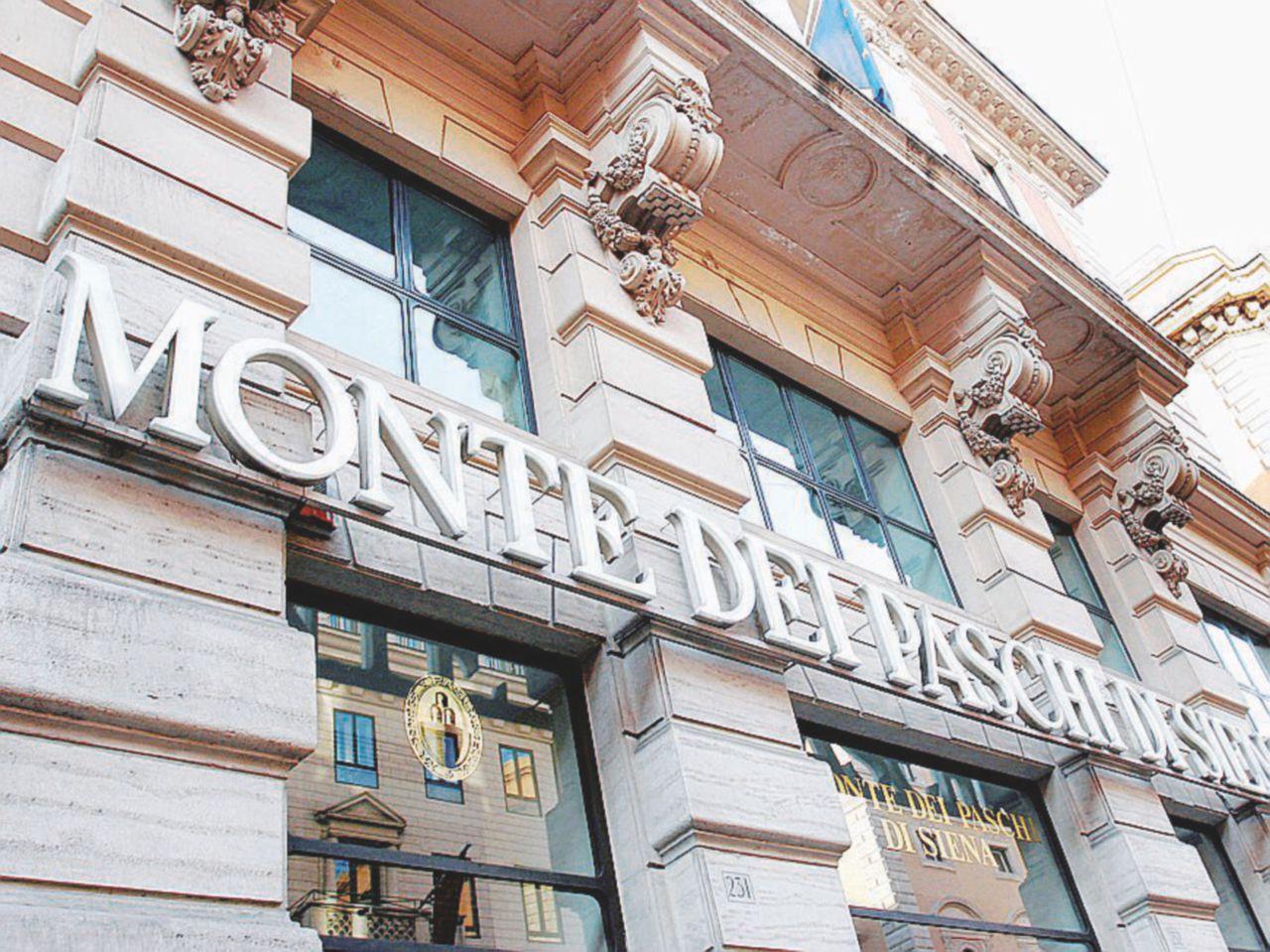 """""""Banca solida"""", 21 mesi di governo per ridurre il Montepaschi in agonia"""