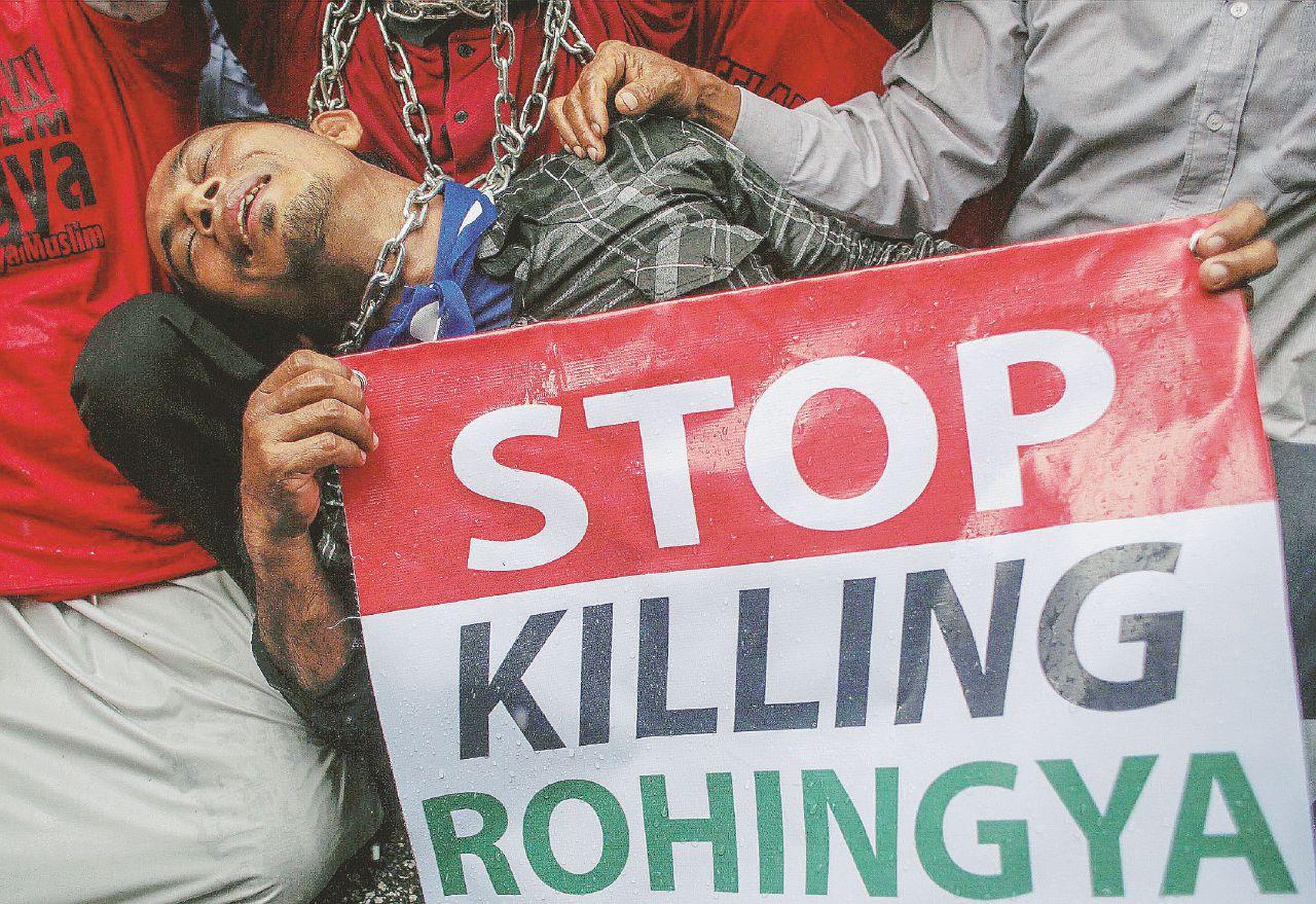 Il sangue e le etnie del fragile Myanmar