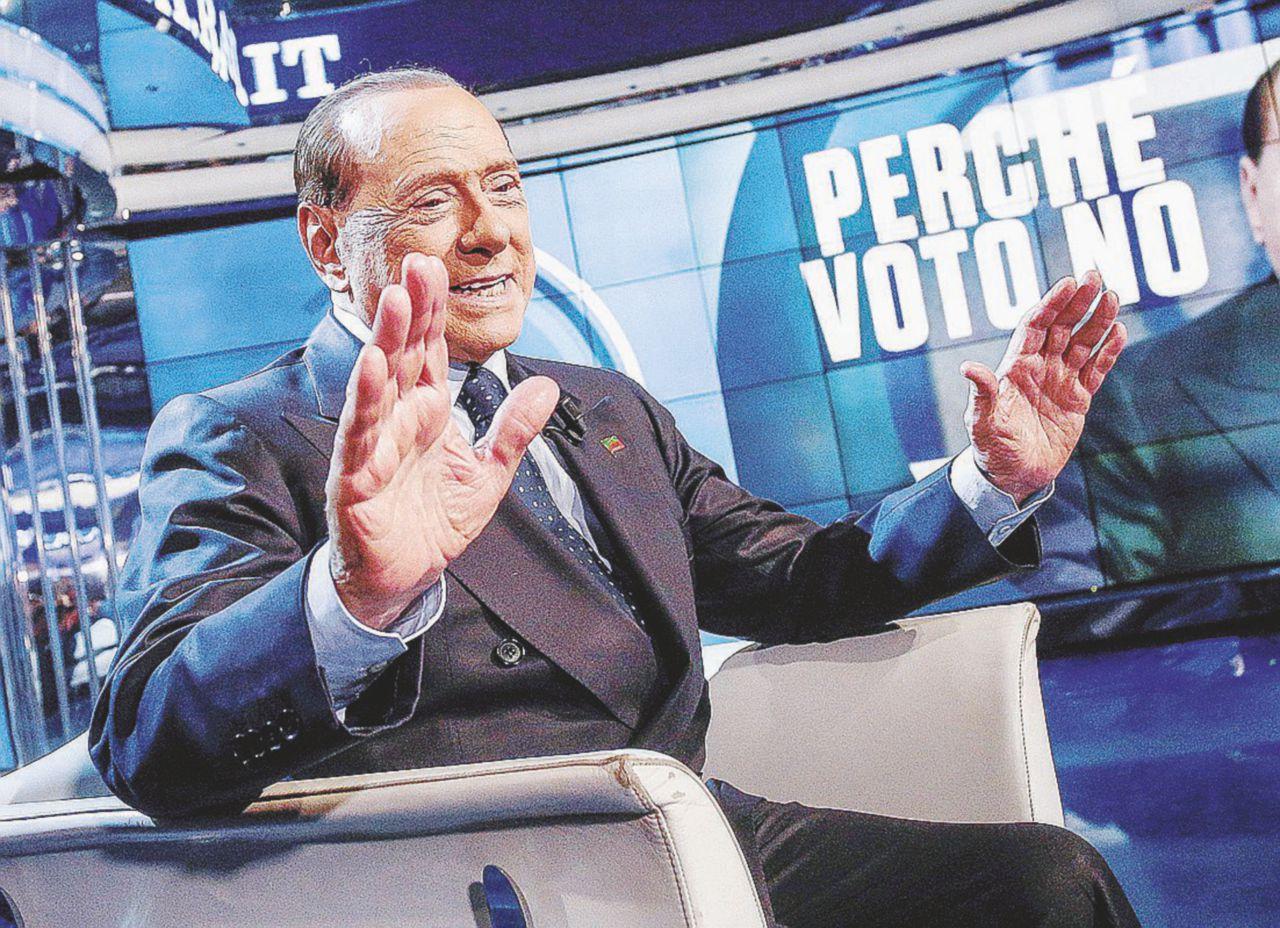 """B. SignorNo: """"Mediaset vota Sì per paura di ritorsioni"""""""