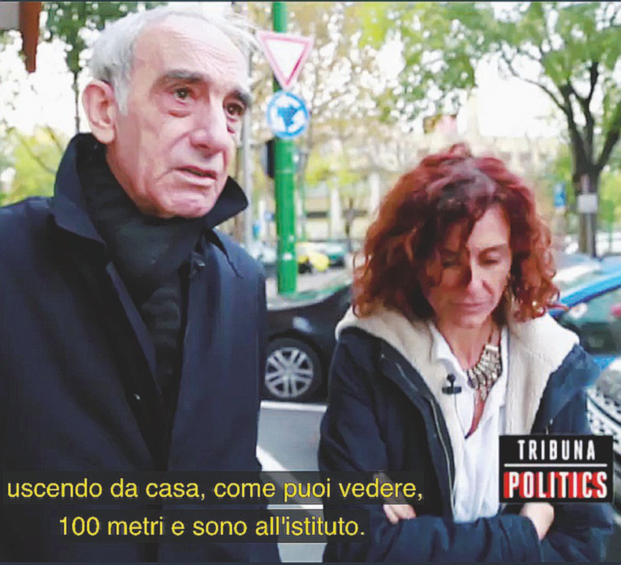 """""""Politics"""", Raitre: lo spot col malato per la ministra"""