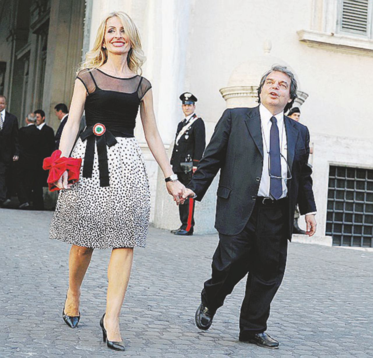 La cyberguerriglia Twitter, madame Brunetta e Lotti