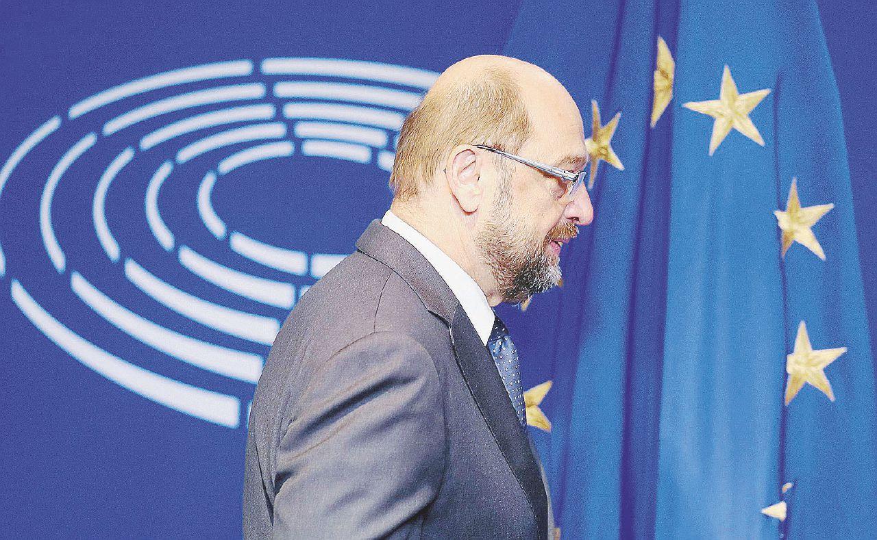 Via da Bruxelles, Schulz cerca un posto a Berlino