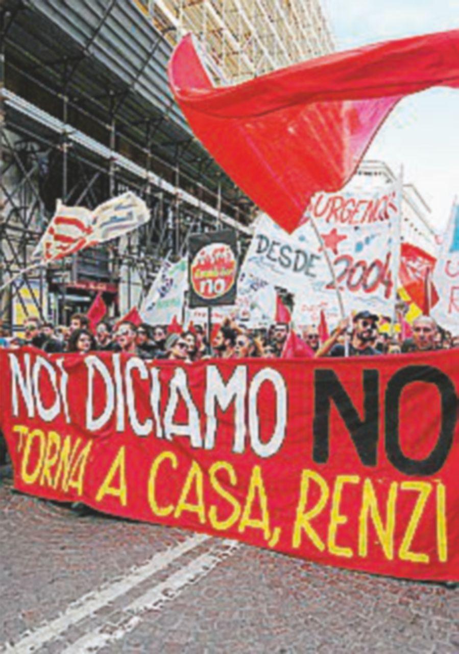 Domenica a Roma il concerto degli Studenti per il No
