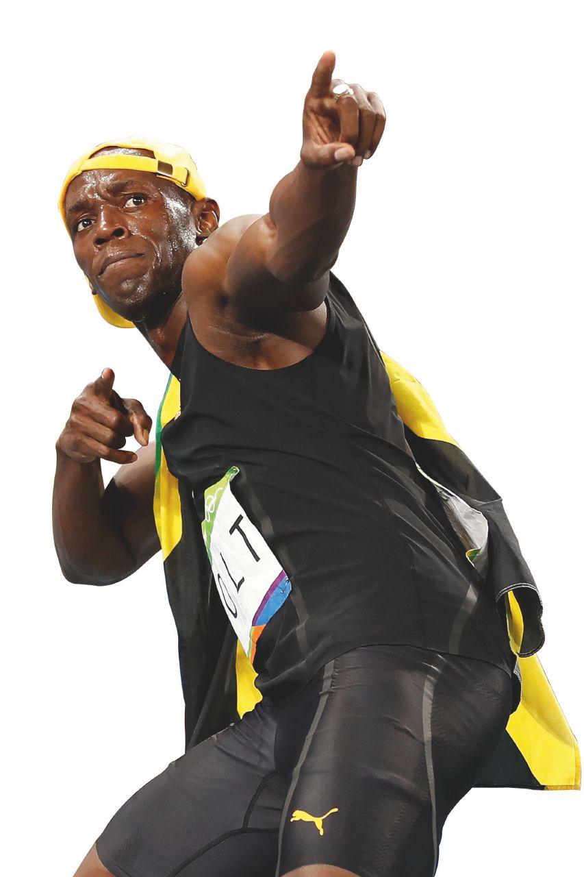 "Usain Bolt: ""Non correrò più. Nemmeno al parco"""
