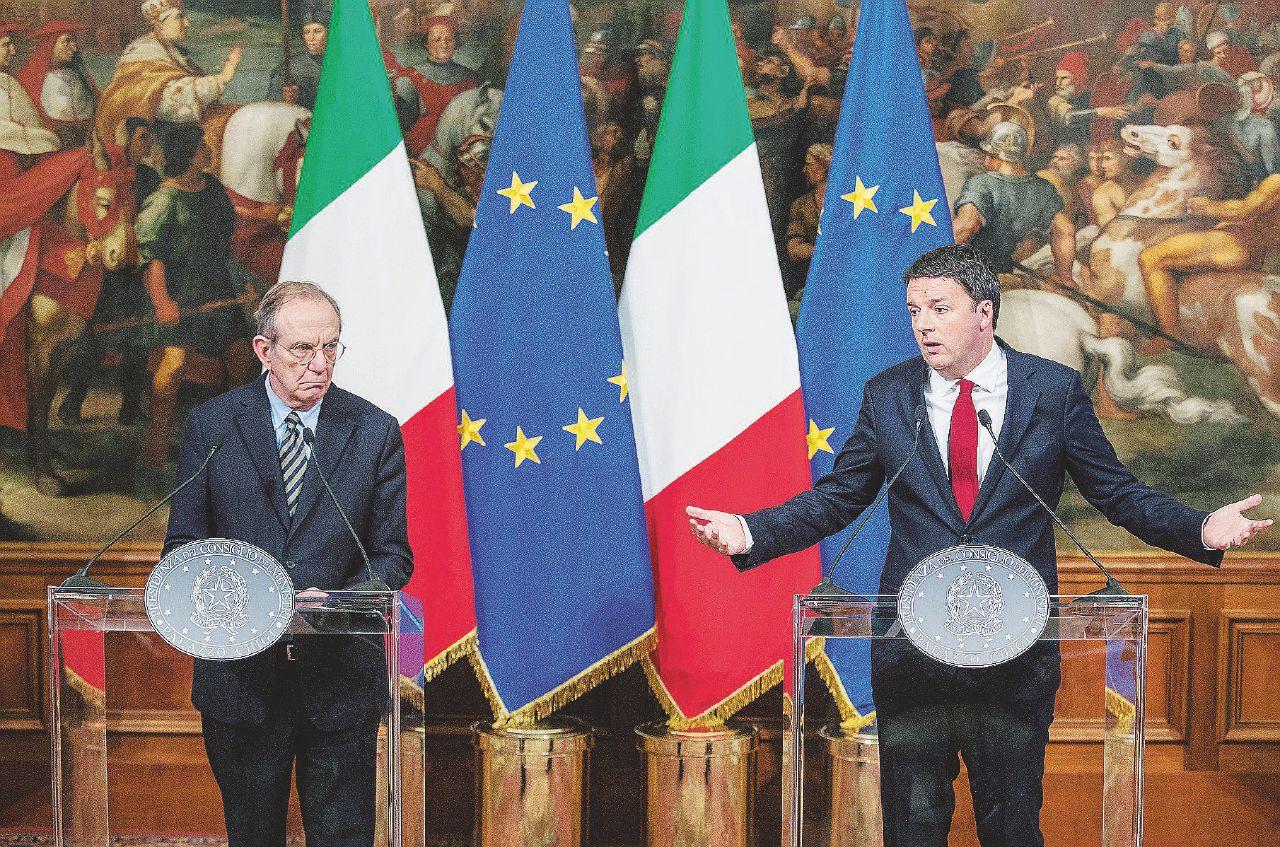 Sul Fatto del 29 novembre: Renzi straparla di tutto, fuorché delle otto banche che crollano