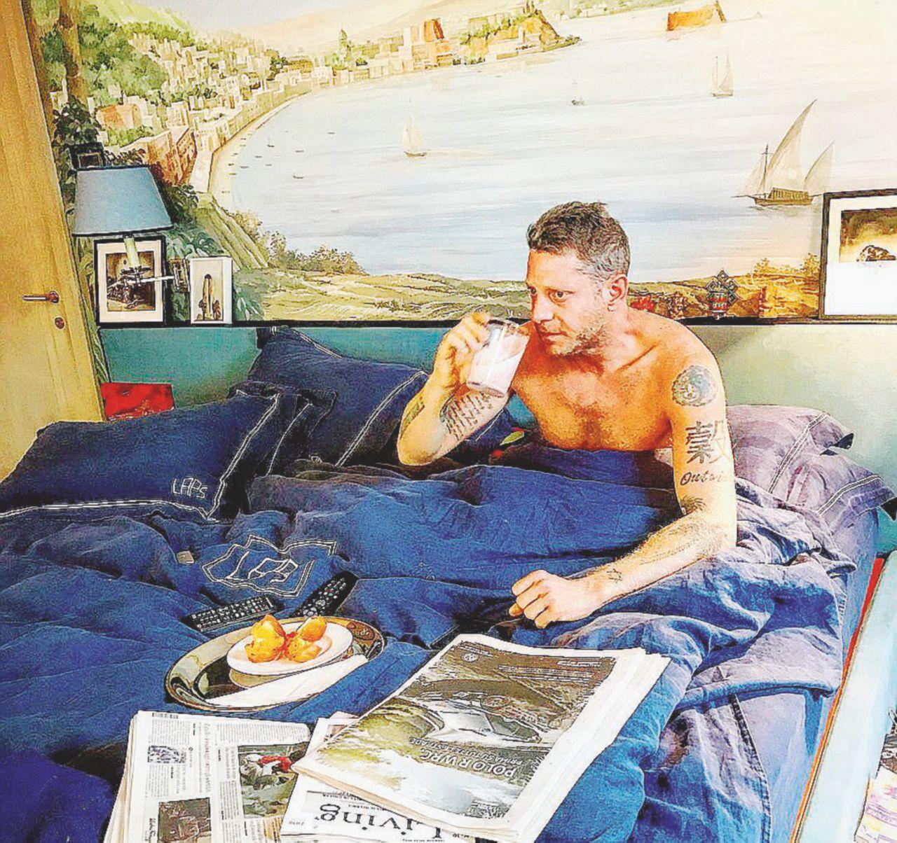 L'autosequestro di Lapo: déjà vu anche a New York