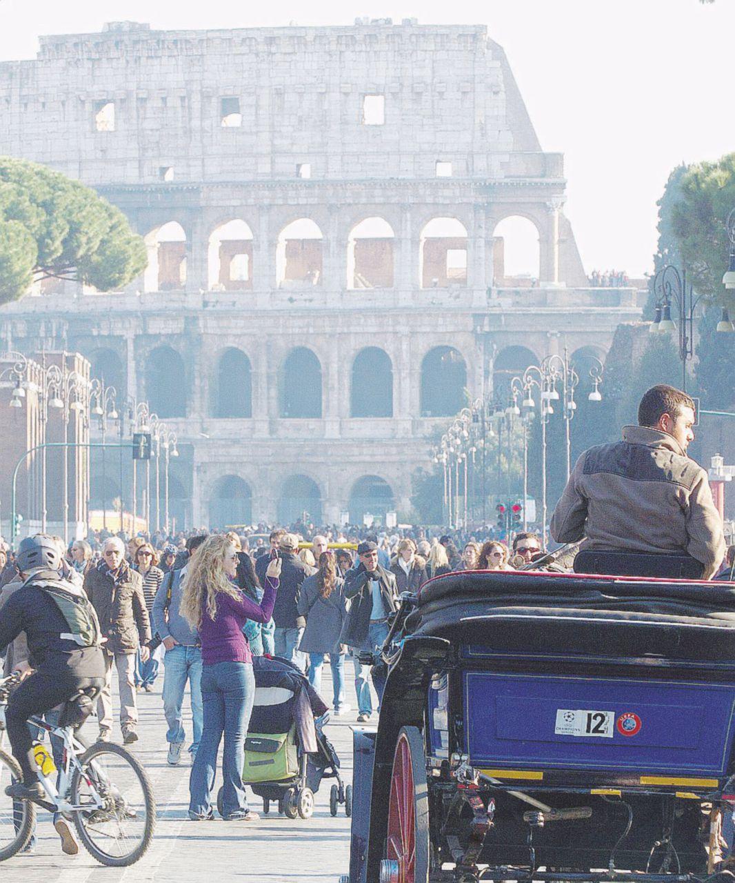Il governo si prende i soldi del Colosseo: 60 milioni all'anno