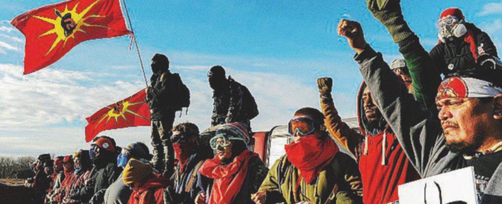 Tamburi di guerra: i Sioux e l'oleodotto che piace a Trump