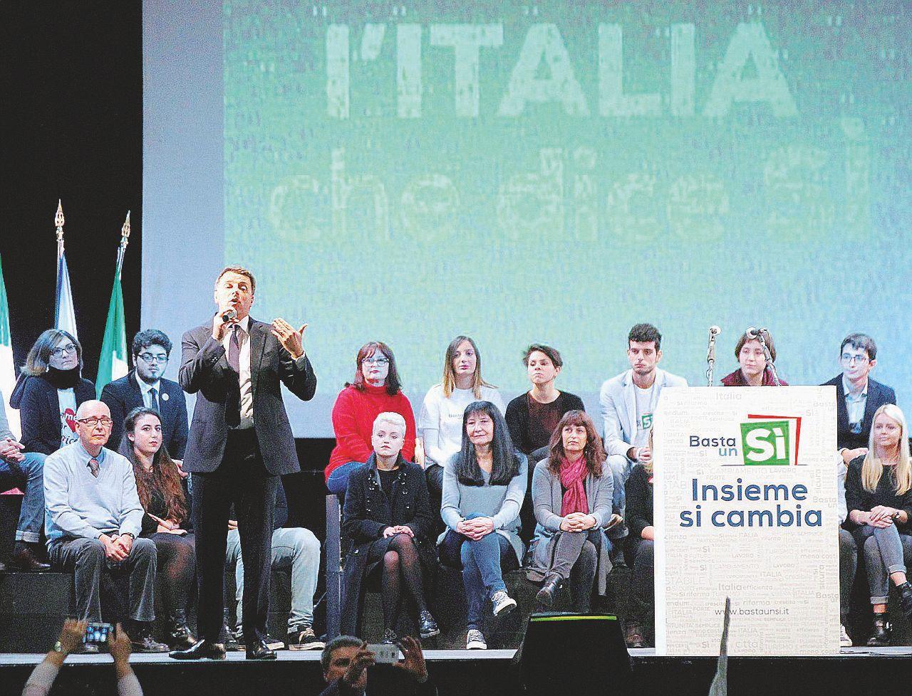 Sul Fatto Quotidiano del 30 novembre: lettere del Sì, a casa le porta l'ex cliente di papà Renzi