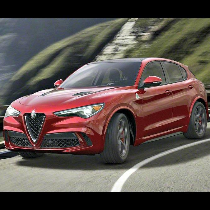Alfa Romeo Stelvio, dall'America arrivano le prime immagini – FOTO