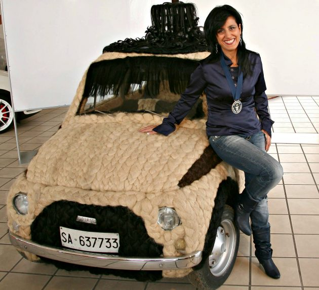 FIAT 500 CAPELLONA