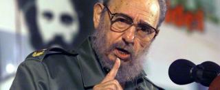 Fidel Castro morto, funerale sarà il 4 dicembre. Per la salma un percorso di 900 km, lo stesso della Carovana della Libertà