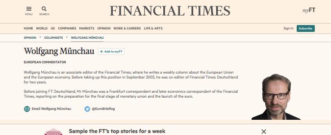 Referendum, Ft catastrofista: 'No spiana strada a uscita dell'Italia dall'euro'. Goldman Sachs: 'Rischi per le banche'