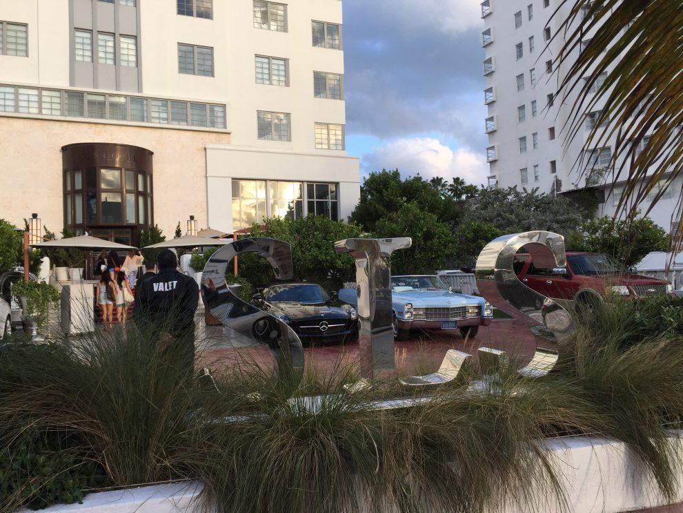South Beach (Miami Beach): Hotel SLS