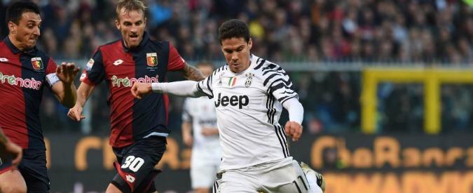 Genoa-Juventus 3-1, in campo la brutta copia della Vecchia Signora: svogliata, irriconoscibile. Che perde pure Bonucci