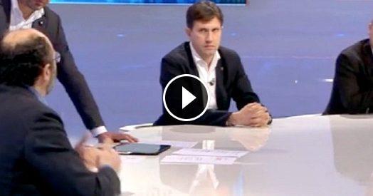 """De Luca, Marco Lillo vs Diaco e Nardella: """"Quelli come voi uccidono quel poco di speranza rimasta nel Paese"""""""