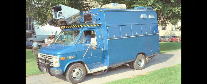 Guida autonoma? In America c'era già negli anni '80. Ecco il NavLab 1 – VIDEO