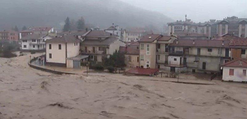 rischio alluvioni liguria - photo#2