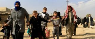 "Mosul, Amnesty International: ""Iracheni uccidono a sangue freddo e torturano"""