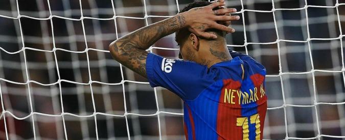 """Neymar, procura spagnola chiede 2 anni di carcere. """"Corruzione e frode nel suo trasferimento dal Santos al Barcellona"""""""