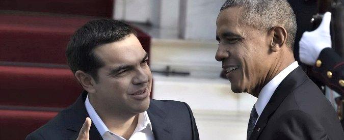 """Grecia, Obama avverte l'Unione Europea: """"L'austerità da sola non porta prosperità. Rabbia e paura hanno creato Trump"""""""