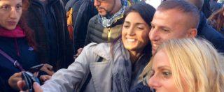 """Referendum, M5S rilancia Raggi come testimonial del """"No"""" alla riforma di Renzi"""