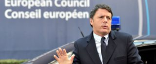 Referendum, il veto al bilancio europeo? È finto: Renzi vuole recuperare i voti degli anti-Ue