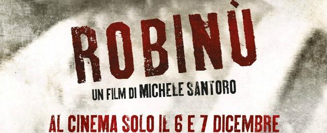 Robinù, al cinema il 6 e 7 dicembre il film di Michele Santoro sui baby boss
