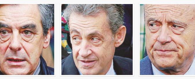 Adieu Sarkozy: la Francia sceglie l'anti-Le Pen