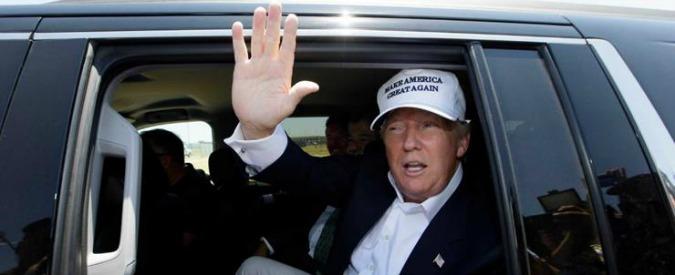 """Emissioni, Trump vuole """"congelare"""" multe ai costruttori che non rispettano limiti"""
