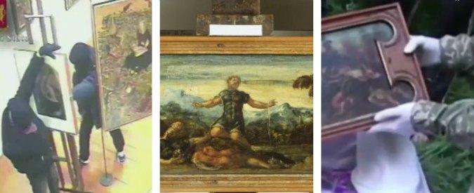 Arte, tesoro da 20 mln finito in Ucraina: ritrovato a maggio, resta ostaggio di Kiev