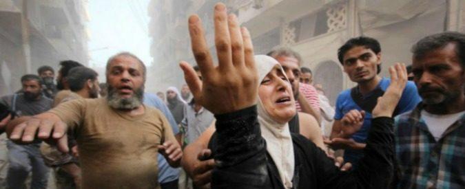 Aleppo, la fossa comune dell'Occidente ipocrita
